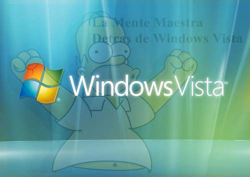mente tras windows vista