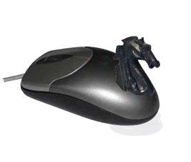 ratón de troya